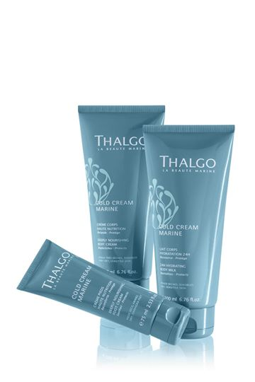 thalgo-cold-cream-marine-Crème Pieds Haute Nutrition